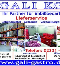 GALI KG Gastronomie