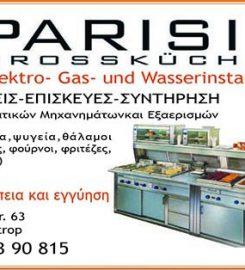 Parisis Grossküchen