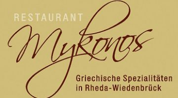 Restaurant Mykonos – Griechische Spezialitäten