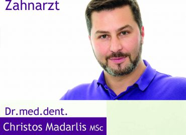 Οδοντογιατρός-Zahnarzt:Dr.med.dent. Christos Madarlis, MSc