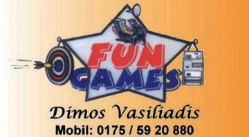 Fun Games Spielhalle- Αυτόματα